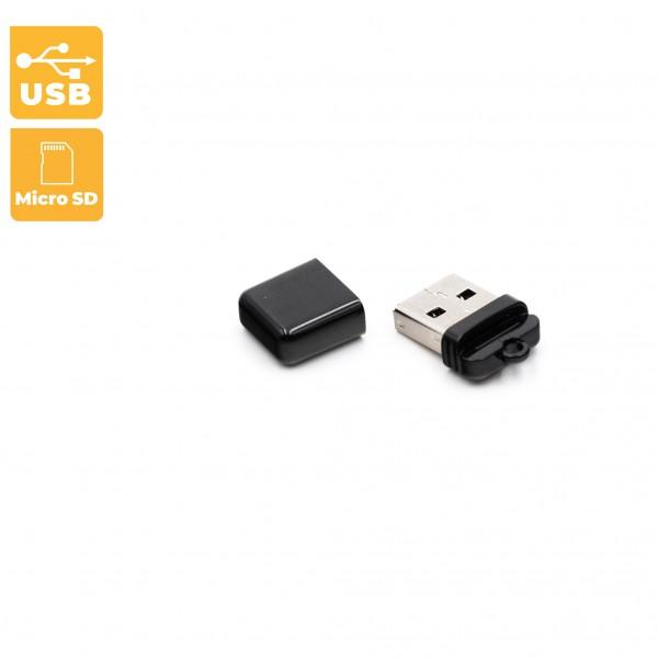 goobay Micro SD Kartenlesegerät | USB Stick Kartenleser
