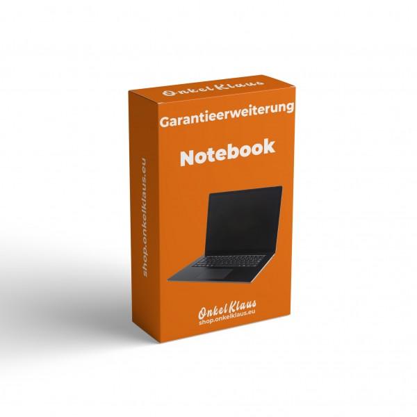 Notebook Gewährleistungserweiterung + 12Monate
