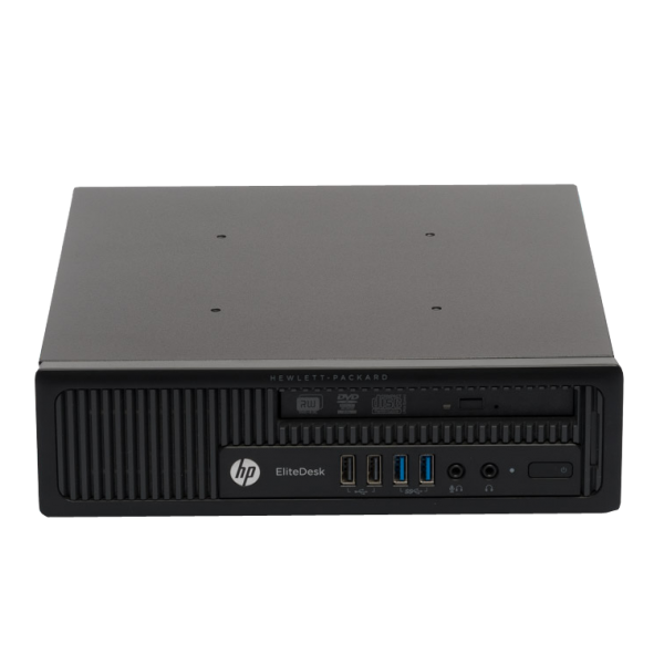 HP EliteDesk 800 G1 USDT | Intel Core i5 - 4.Gen | 8 GB RAM | 500 GB HDD