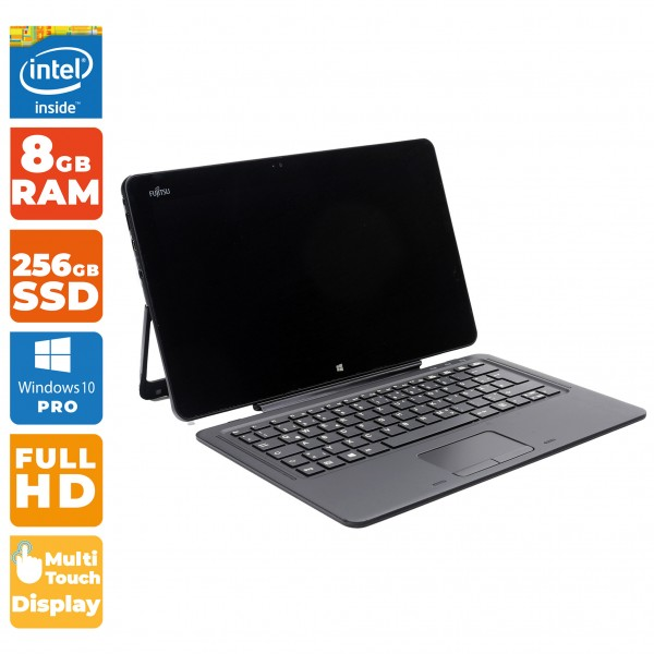 Fujitsu Stylistic R727 Tablet Intel i5- 7200U | 8GB RAM | 256GB SSD inkl. Dock