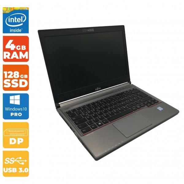 Fujitsu LIFEBOOK E736 | B-Ware | Intel Core i5-6.Gen | 4 GB DDR4 | 128 GB SSD