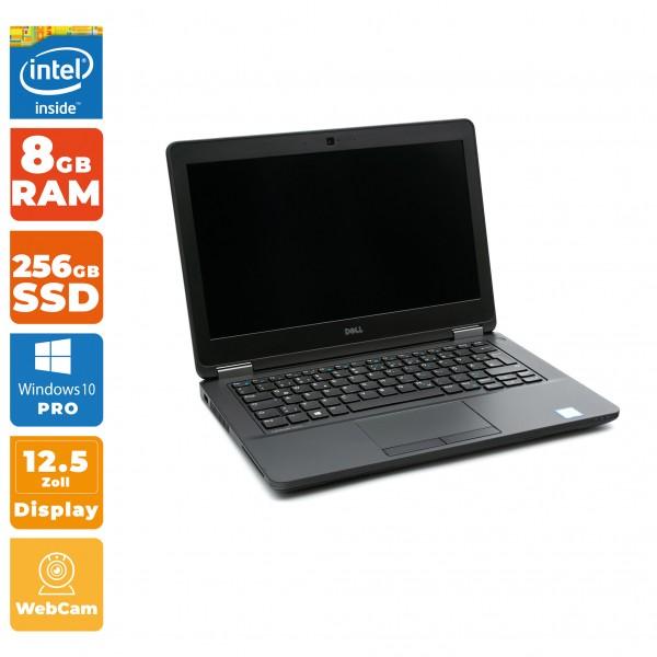 Dell Latitude E5270 B-Ware Intel i5- 6.Gen | 8GB RAM | 256 GB SSD