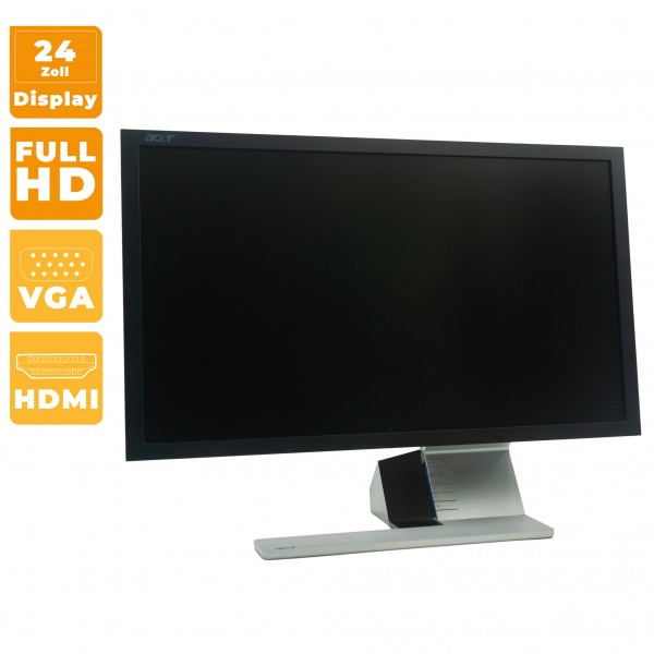 Acer S243HL - 24 Zoll MVA Monitor