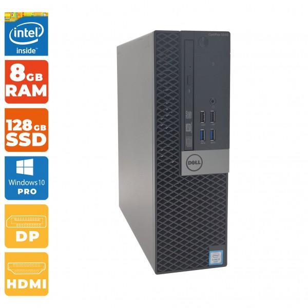 Dell Optiplex 5040 SFF Intel i5-6500   8GB DDR3   128 GB SSD