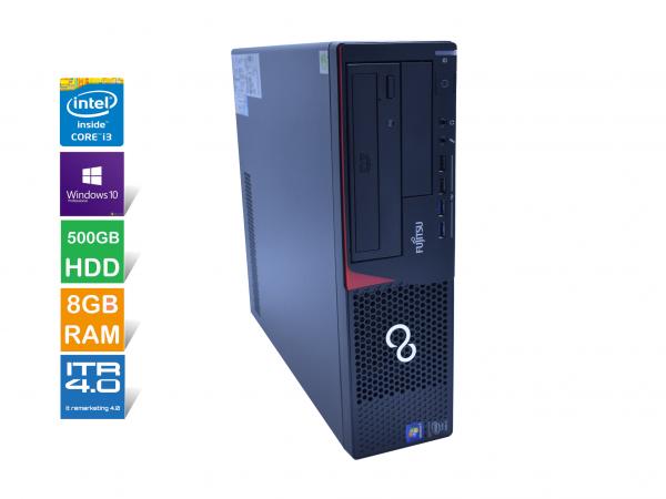 ESPRIMO E720 SFF Intel i3- 4.Gen | 8 GB RAM | 500 GB HDD Win10