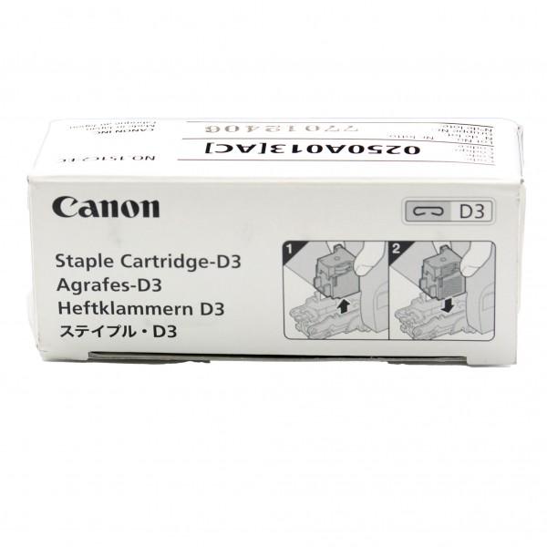 Canon Original Heftklammern D3 0250A013