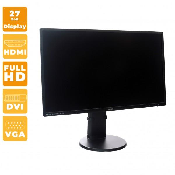 BenQ BL2700HT 27 Zoll AMVA+ Monitor
