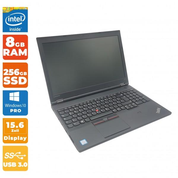 Lenovo ThinkPad L570 Notebook   B-Ware   Intel Core i5- 7.Gen   8 GB RAM   256GB SSD