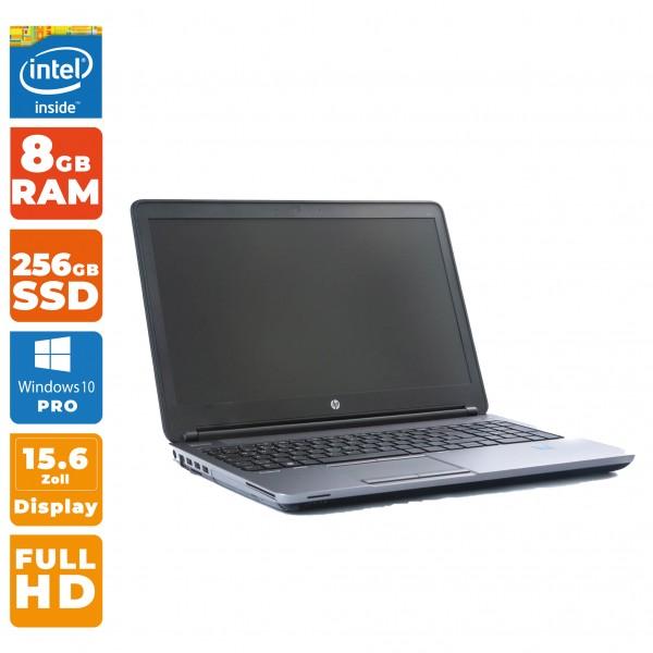 HP ProBook 650 G1 Intel i5-4th Gen | 8GB RAM | 256GB SSD | WWAN