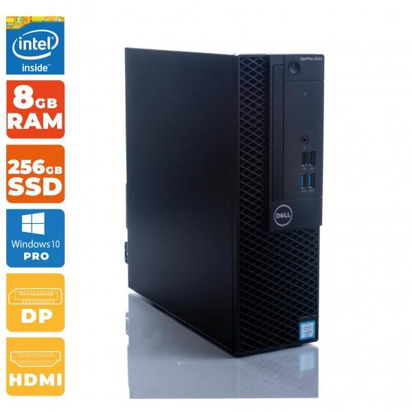 Dell OptiPlex 3050 Intel i3- 7.Gen | 8GB RAM DDR4 | 256GB SSD