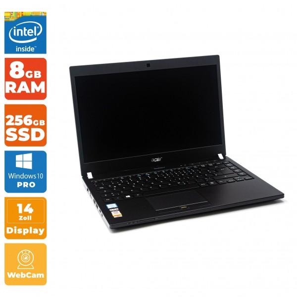 Acer TravelMate P648-G3-M Intel i5- 7200U   8GB DDR4   256GB SSD